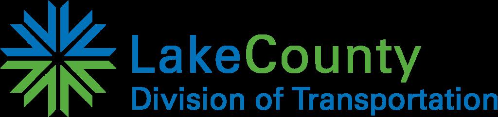 Lake County Division of Transportation logo