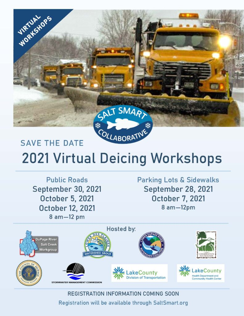 2021 Deicing Workshop Save the Date Flyer